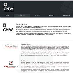 Empresas CHW Inversiones