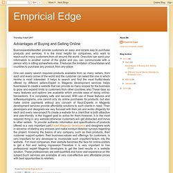 Hire Expert Magento developers – Empirical Edge