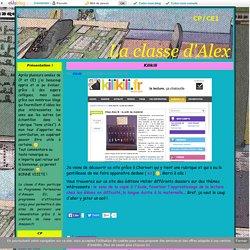 Emprunt de matériel - La classe d'Alex