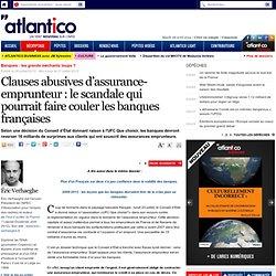 Assurance-emprunteur : le scandale qui pourrait couler les banques françaises