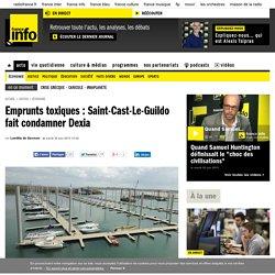 Emprunts toxiques : Saint-Cast-Le-Guildo fait condamner Dexia