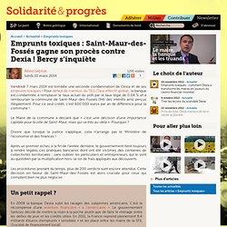 06/06/2014 Saint-Leu-la-Forêt gagne contre DEXIA