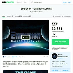 Empyrion - Galactic Survival by Eleon Game Studios