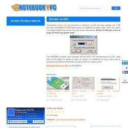 Emular un ISO - NotebookyPC.com
