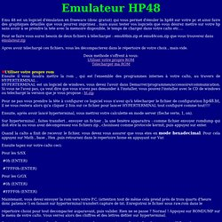 Emulateur