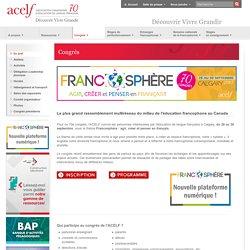 ACELF: éducation en langue française
