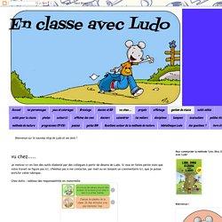 En classe avec Ludo: vu chez.....
