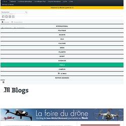 En France, les ventes de drones ont triplé l'an passé