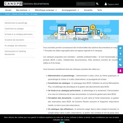 En images - Solutions documentaires