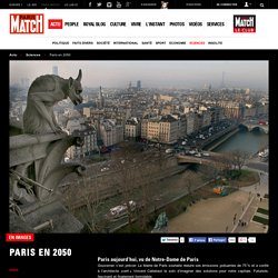 En images - Paris en 2050