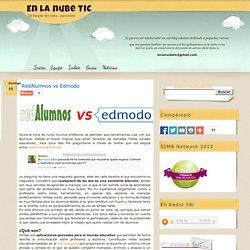 RedAlumnos vs Edmodo