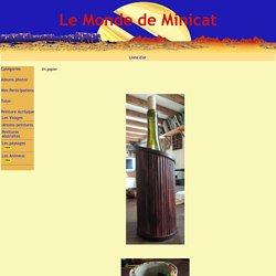 En papier - Le Monde de Minicat