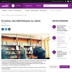 RADIO France culture - En prison, des bibliothèques au rabais