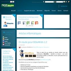 Tice Education : Le portail des technologies et de l'informatique éducative - TNI - TBI - B2i école collège lycée - C2i - Actualités TICE - ENT - Education numérique - Tice Education : Le portail des technologies et de l'informatique éducative - TNI - TBI