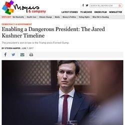 Enabling a Dangerous President: The Jared Kushner Timeline