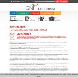 Encadrement des pratiques de Booking.com : L'Autorité de la Concurrence, sans pour autant prendre de mesures immédiates, restera « particulièrement vigilante », et reste dans l'attente d'une prise de position européenne. - GNI-Synhorcat