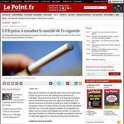 L'UE peine à encadrer le marché de l'e-cigarette