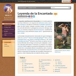 Leyenda de la Encantada - Wikipedia Republished // WIKI 2