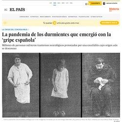 Encefalitis letárgica: La pandemia de los durmientes que emergió con la 'gripe española'