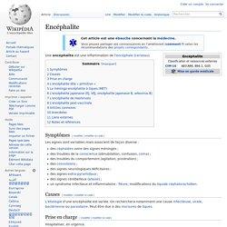 Encéphalite