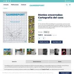 Mentes encerradas: Cartografía del caos - GameReport