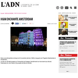 EN EUROPE - H&M Enchante Amsterdam