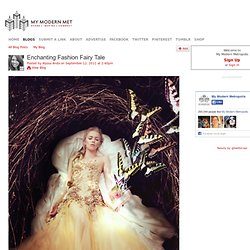 Enchanting Fashion Fairy Tale