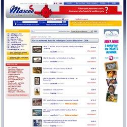 Achat Vente aux Enchères Petites Annonces - Mascoo - Cartes Postales - CPA