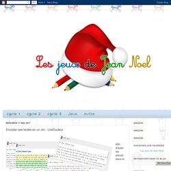 Encoder ses textes en un clic : LireCouleur