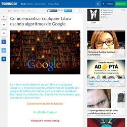 Como-encontrar-cualquier-Libro-usando-algoritmos-de-Google