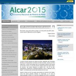 10º. Encontro da ALCAR acontecerá em Porto Alegre — alcar2015