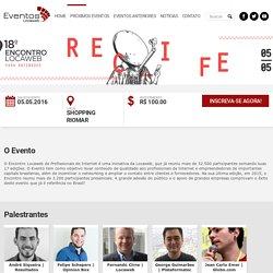 18º Encontro Locaweb Recife - Eventos LocawebEventos Locaweb