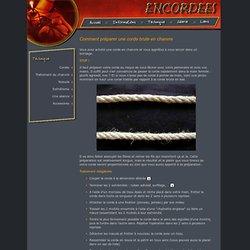 Encordées - Bondage et photographie - Shibari - Cordes en chanvre