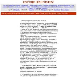 Encore féministes !