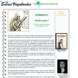 Encres Vagabondes : BARROUX, On les aura !