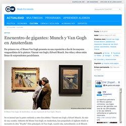 Encuentro de gigantes: Munch y Van Gogh en Amsterdam