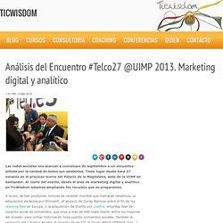Programarse en @UIMP 2013 #telco27