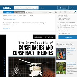 Encyclopedia Conspiracy