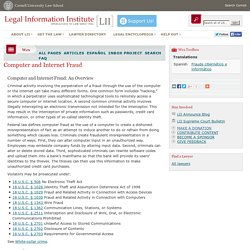 Wex Legal Dictionary / Encyclopedia