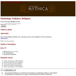 Encyclopedia Mythica