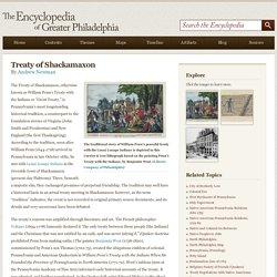 Encyclopedia of Greater Philadelphia