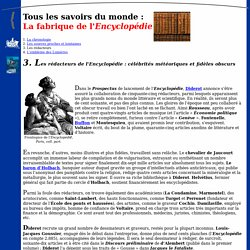 Encyclopédie (3)