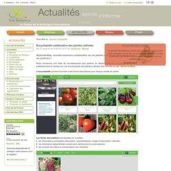Encyclopédie collaborative des plantes cultivées