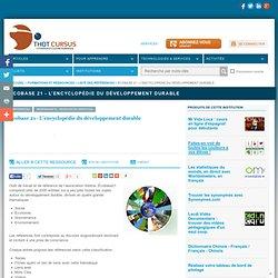 Écobase 21 - L'encyclopédie du développement durable