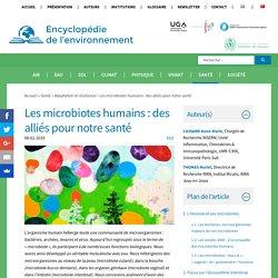 Les microbiotes humains : des alliés pour notre santé