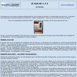 Encyclopédie - Klir