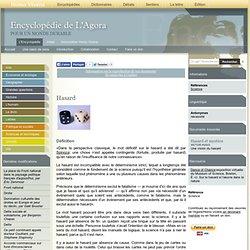 L'Encyclopédie de L'Agora: Hasard
