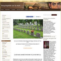 Encyclopédie sur la mort