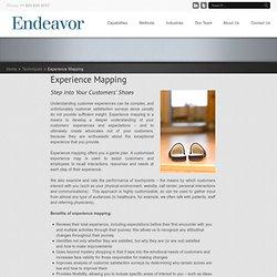 Endeavor Management Experience Mapping - Endeavor Management