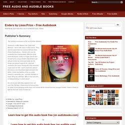 Enders by Lissa Price - Free Audiobook